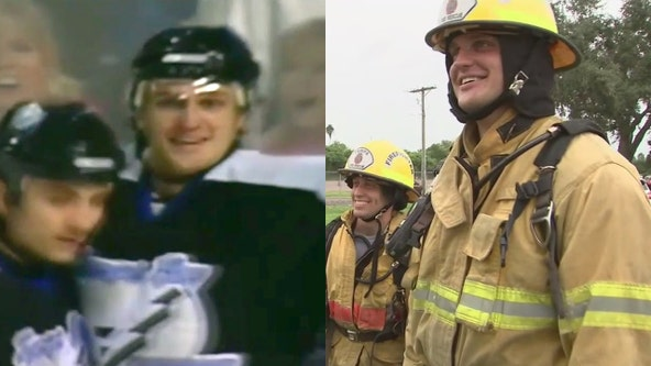 20 years after being first-round pick for Lightning, Alekseev joins new team as firefighter