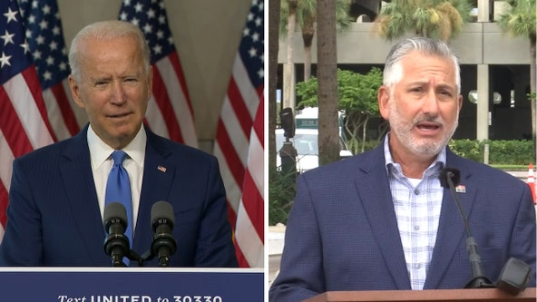 Biden campaign hosting virtual roundtable with St. Pete mayor