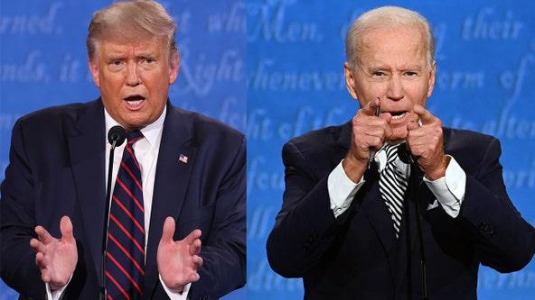 Presidential debate: Trump, Biden spar over Supreme Court, health care, COVID-19
