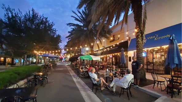 Clearwater will continue Cleveland Street closure for foot traffic, outdoor dining through 2020