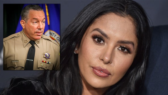 Vanessa Bryant sues LA County Sheriff Villanueva, LASD over leaked crash scene photos