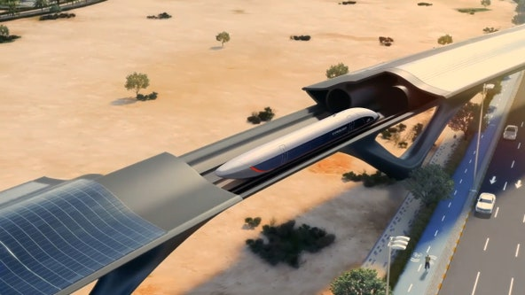 Tampa Bay transit officials presented new proposal for Hyperloop bullet train system