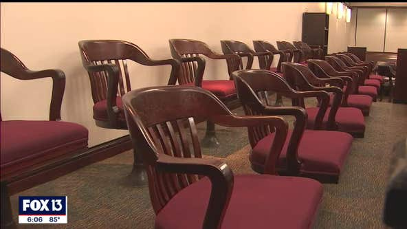 Hillsborough County courts ready to safely welcome back jurors