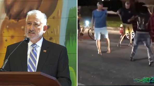 St. Pete mayor: Brandishing a gun, crashing someone's dinner doesn't 'advance your cause'