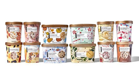 Publix releases 12 ice cream flavors for the holidays -- for a limited time