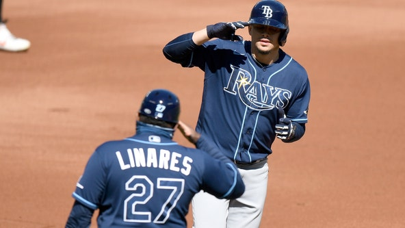 Means strikes out 12; Orioles halt Tampa Bay Rays' surge with 2-1 win