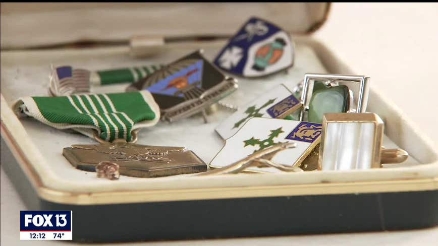 Owner of found Army medals sought by good Samaritan
