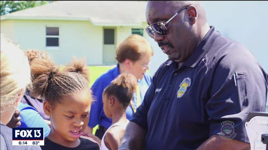 After 30 years of service, retiring Sarasota officer offers perspective on police relations