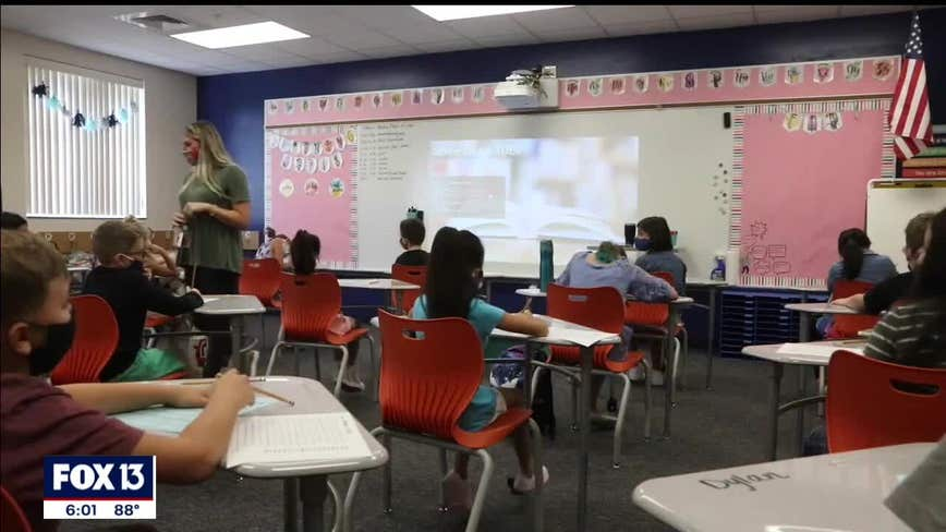 Crisis Alert security system rolled out at Hillsborough County schools