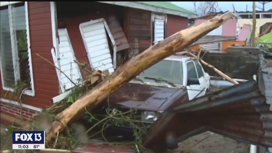 Hurricane Maria recovery three years later