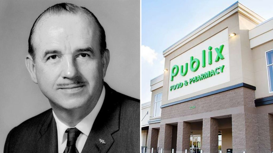 It's all in the details: Publix reveals its secrets behind the shelves, founder's prediction