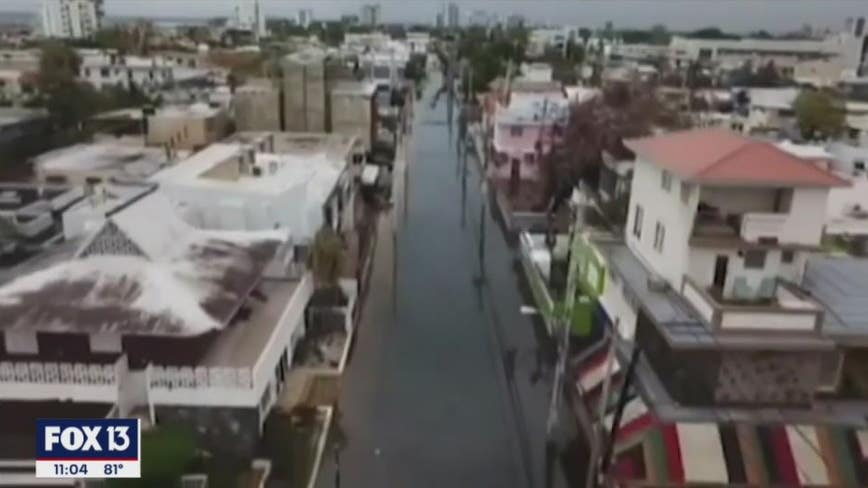 Three years since Hurricane Maria devastated Puerto Rico