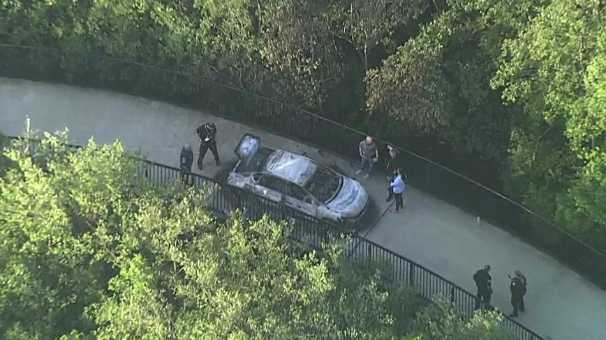 Police identify body found inside trunk of burning vehicle along Skyway Trail