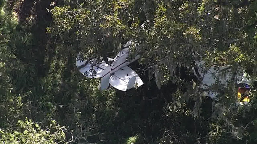 Pilot dead following Floral City small plane crash, deputies say