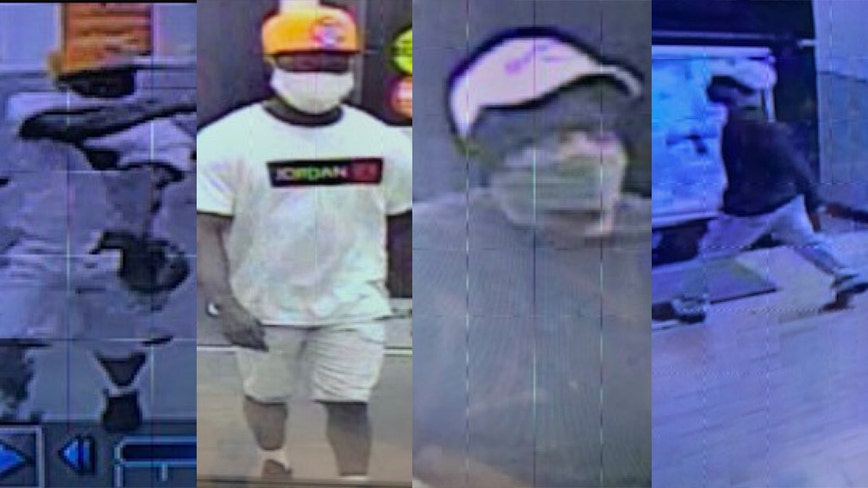 Manatee County deputies search for armed suspects involved in violent robberies at 3 stores