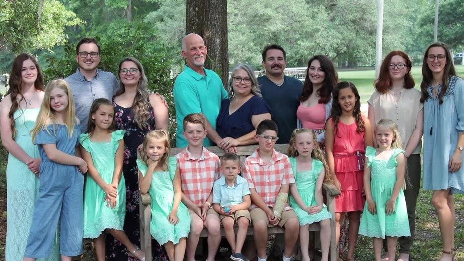 Perkins family photo