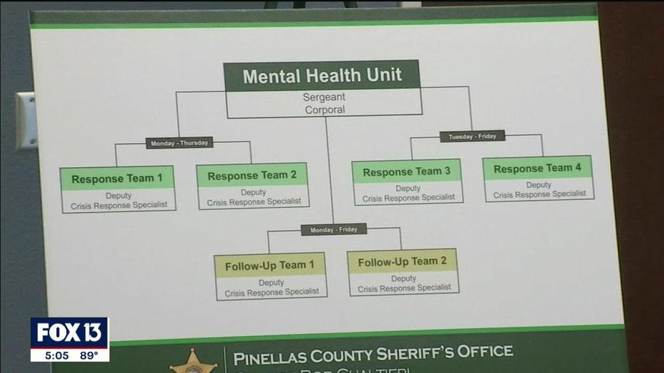 Pinellas sheriff mental health unit
