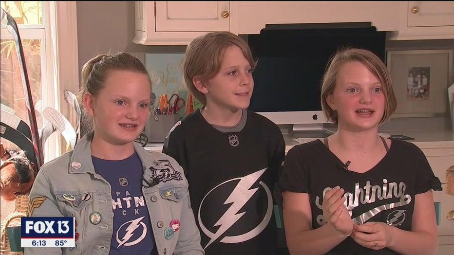 kids of lightning coach john cooper