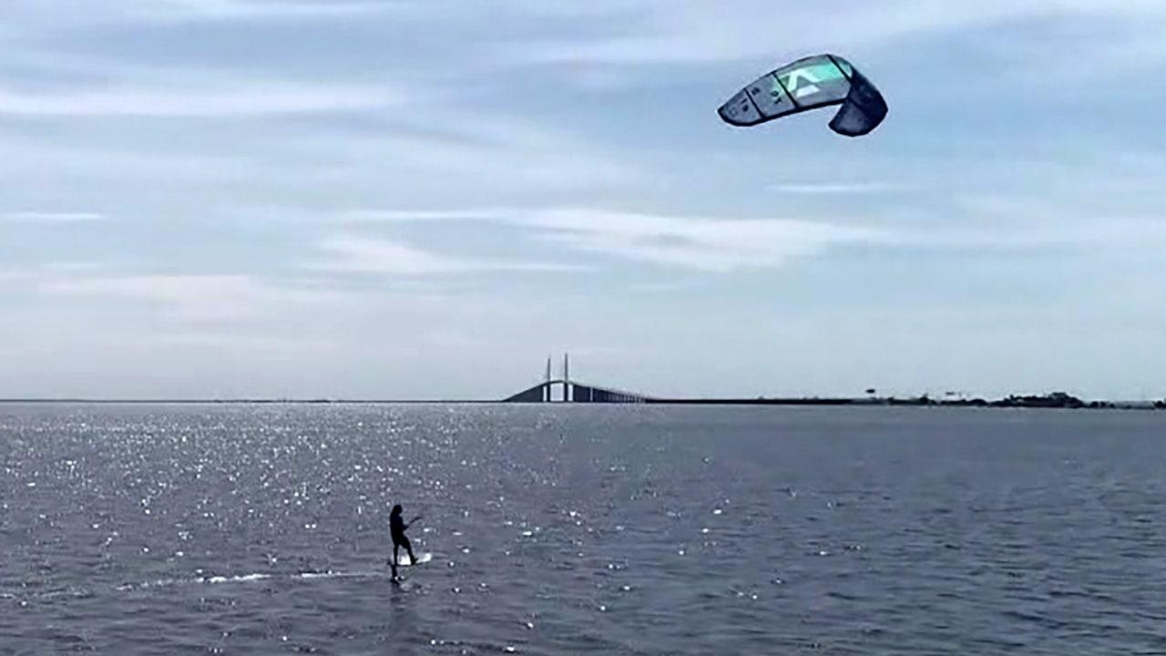 Kiteboarding: 'Perfect sport' for Florida