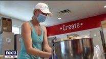 University of Tampa runner's homemade protein snacks turn into popular, full-time business
