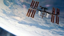 Space station marks 20 years of people living in orbit