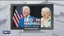 Campaign ad spending compared