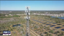Cell phone tower controversy
