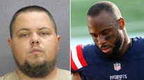 Florida man turns himself in after September crash that killed NFL player's dad, police captain