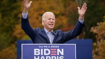 Joe Biden goes on offense with Georgia campaign stops