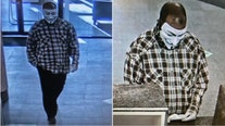 Tampa police searching for bank robber