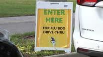 Flu Boo promotes flu shots ahead of season