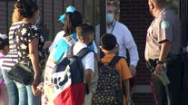 8,000 Polk students head back to in-person classes
