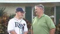 Rays superfan celebrates 'memories for a lifetime' following team's World Series run