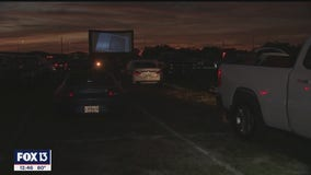 The drive-in returns to Tampa