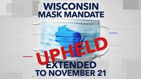 Wisconsin judge upholds mask order for enclosed spaces
