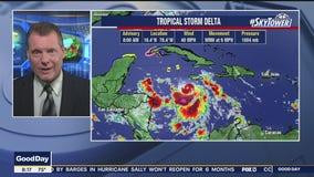 Today's tropics update