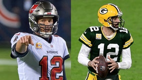 Battle of the best: Brady, Rodgers face off in test of NFL's top QBs