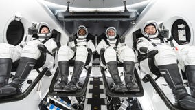 2nd NASA, SpaceX manned mission delayed until November