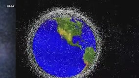 Space is becoming too crowded due to debris, scientists say
