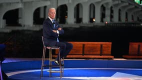 Biden says he and Trump 'shouldn't have a debate' if president still has COVID-19