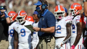 University of Florida sanctioned for NCAA recruiting violations