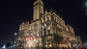 President Trump eyes hosting election night party at his DC hotel
