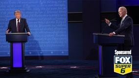 How you could win cash watching the final Trump-Biden presidential debate