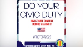 DHS, veterans organization call on vets to help fight 2020 election disinformation