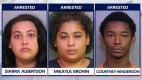 Winter Haven man finds his stolen vehicle sitting in a nearby driveway; 3 arrested, police say