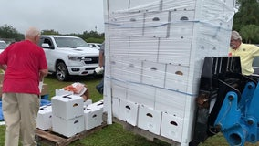 Idlewild Baptist Church gives away 4,000 boxes of groceries to nurture body, soul