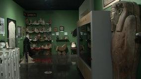 St. Petersburg Museum of History gets 'creepy' for Halloween