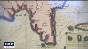 These first maps of Florida have more historical significance than navigational value