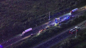 Construction worker on I-75 killed in hit-and-run crash; driver arrested for DUI, troopers say
