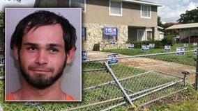Florida man stole bulldozer, ran down Biden signs in Haines City neighborhood, police say